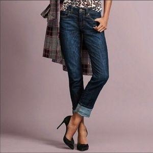 CAbi Style 5166 Straight Denim Jeans K24